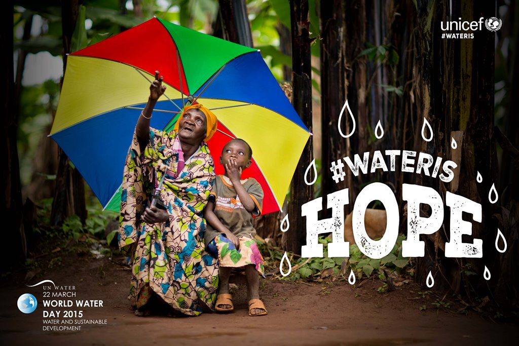 Water is Hope
