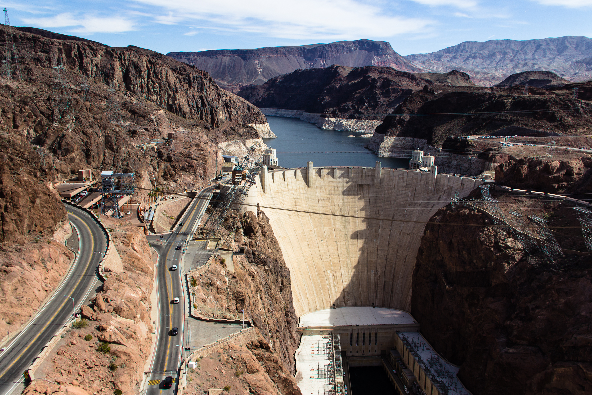 Free Hoover Dam Stock Photo - FreeImages.com |Hoover Dam Water