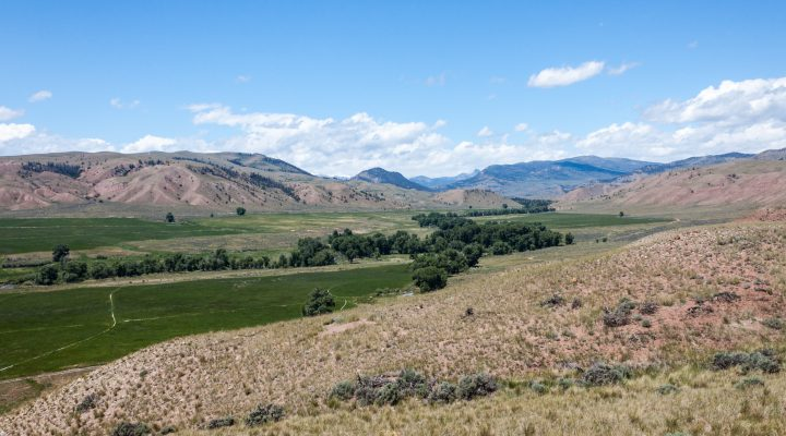 Letters from the field: Niels and his Wyoming PhD adventure